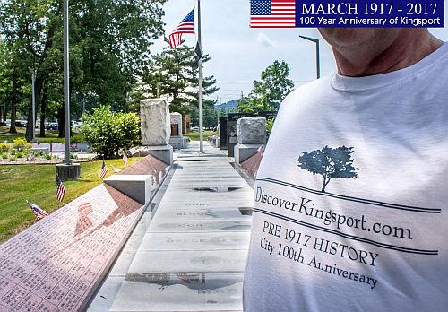 DiscoverKingsport.com Kingsport Centennial 1917 to 2017