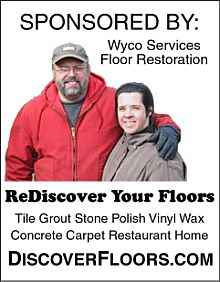 Sam Wyco Floor Restoration Tri-Cities Kingsport Bristol Johnson City : DiscoverFloors.com